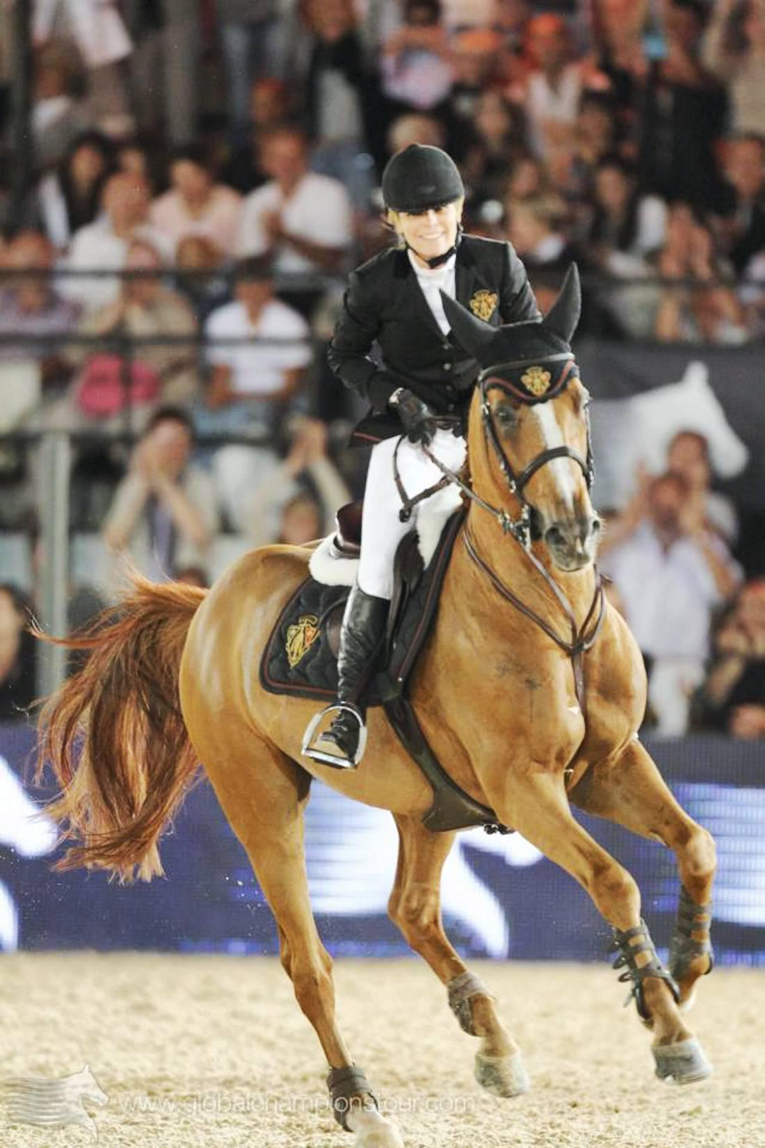 Edwina on top form in Doha win
