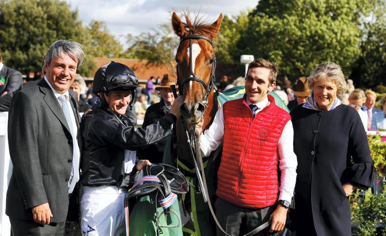JESSICA HARRINGTON: Guineas in mind for magic Millisle
