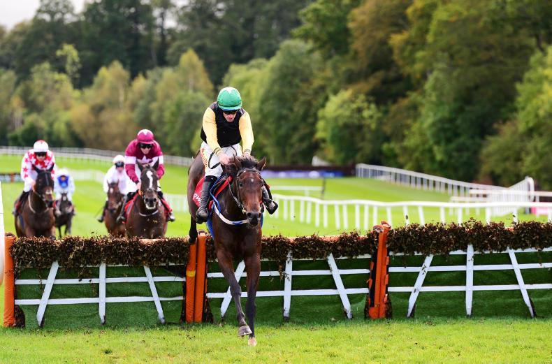 GOWRAN PARK FRIDAY: Victory impressive for Queally again