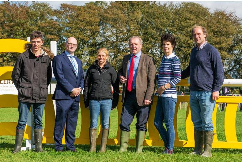 BALLINDENISK INTERNATIONAL: Fell's team shine to beat the rain