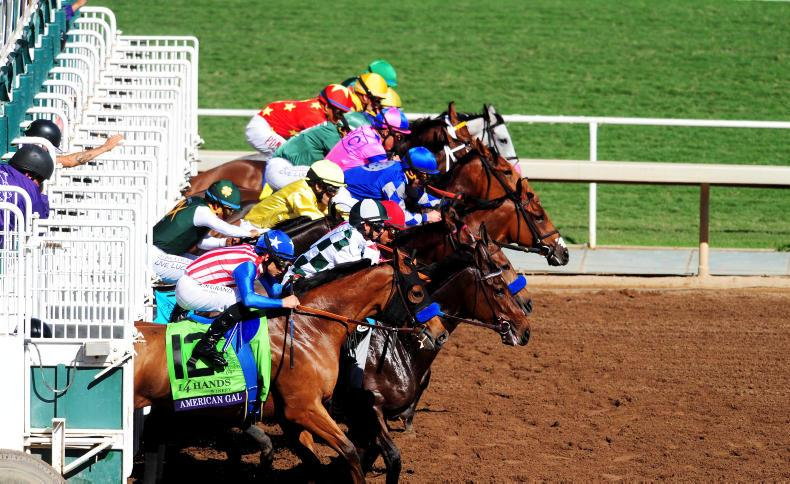 AMERICA: Baffert holds the two-year-old power