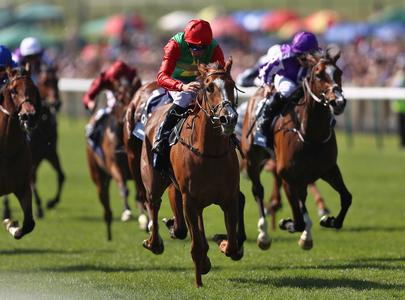 Billesdon Brook shines in Sun Chariot heat
