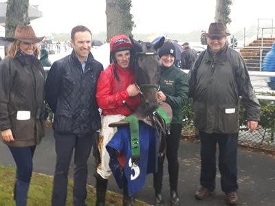 Snow Falcon powers to Gowran success