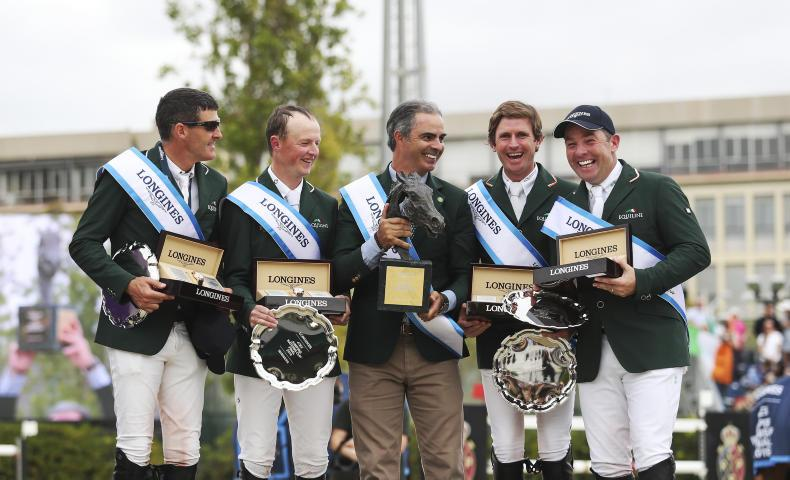 Historic day as Ireland win FEI Nations Cup final and secure Tokyo ticket