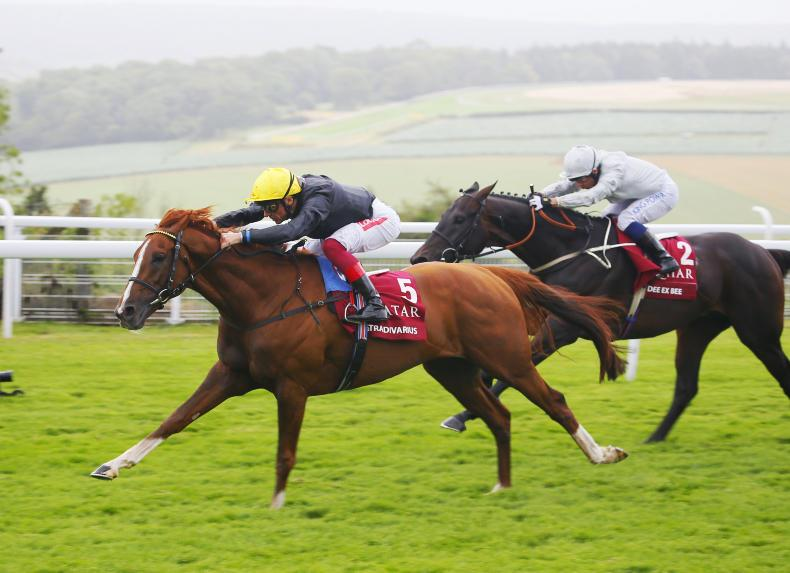 Stradivarius firmly on course for Champions Day