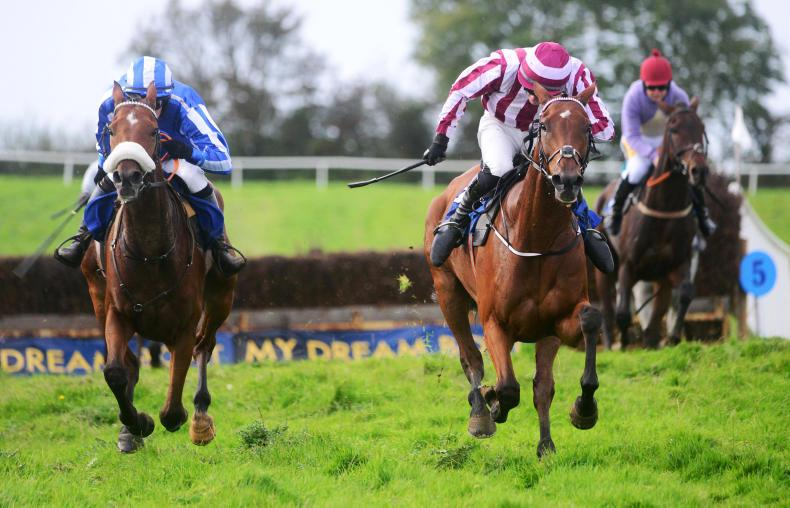 POINT-TO-POINT: Space Cadet to go chasing