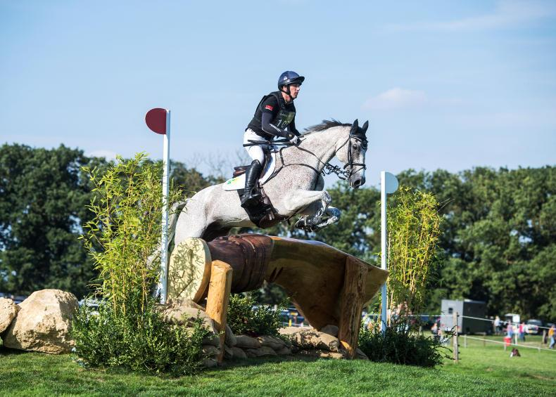 NEWS: ISH back on top of WBFSH eventing rankings