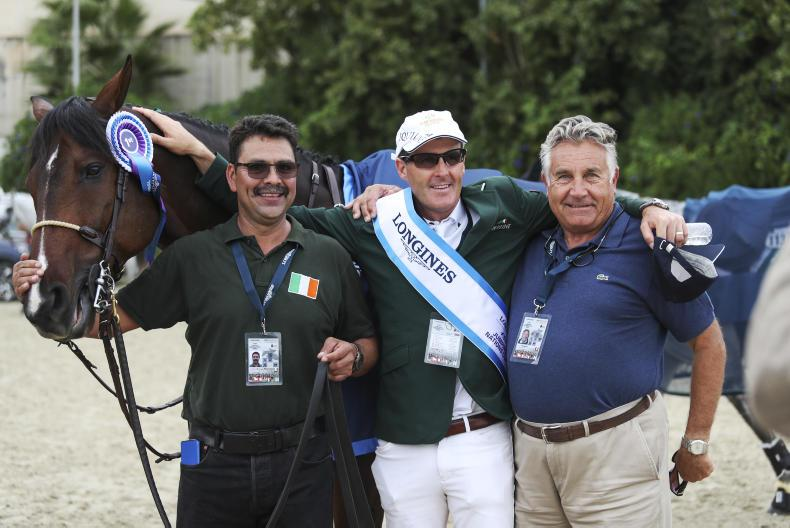 FEI NATIONS CUP FINAL: Quotes from the Irish squad