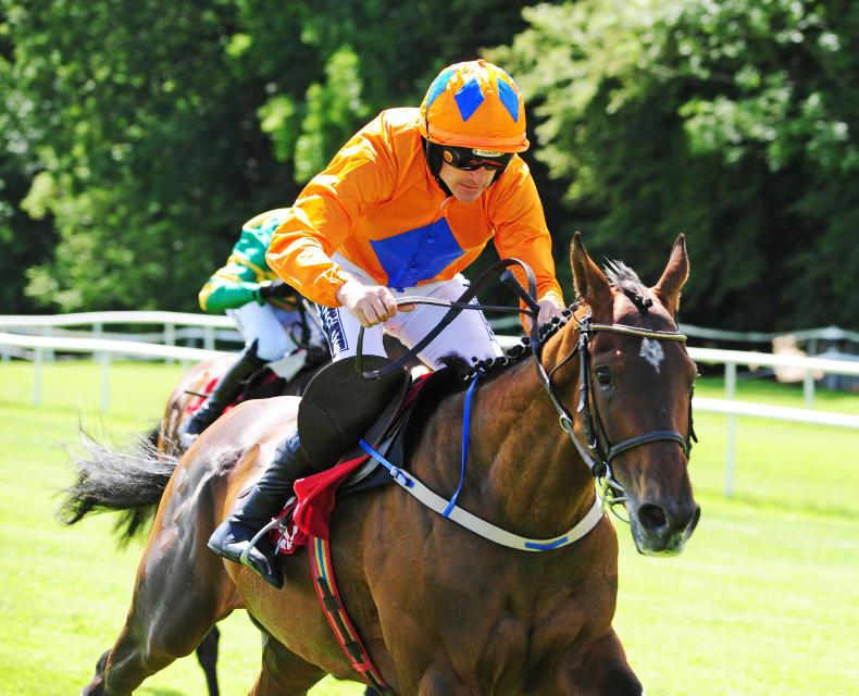 CURRAGH SUNDAY: Nessun Dorma can leave punters singing
