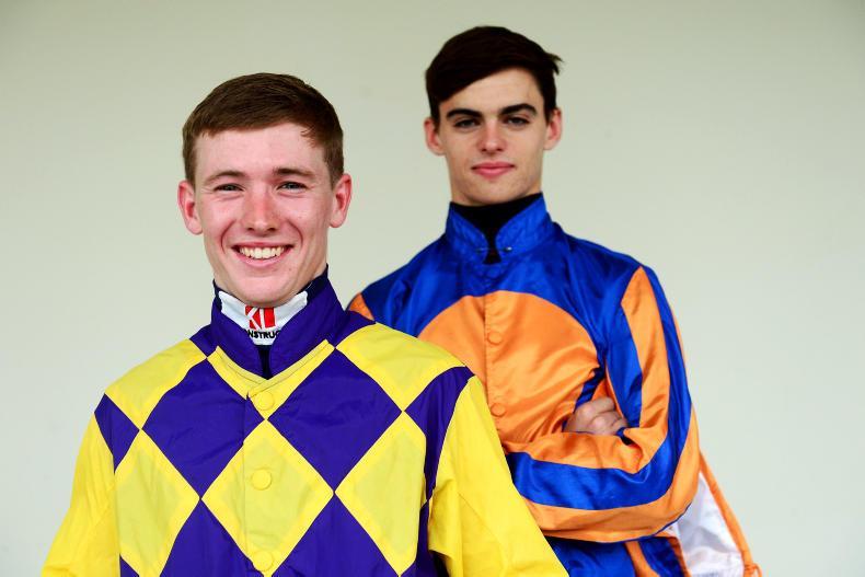 DONN McCLEAN: Jockeys' title watch