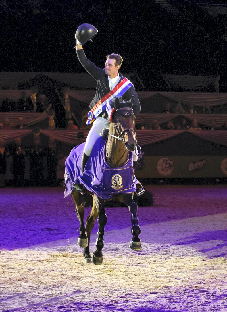 HOYS 2019: Simpson lands HOYS Grand Prix