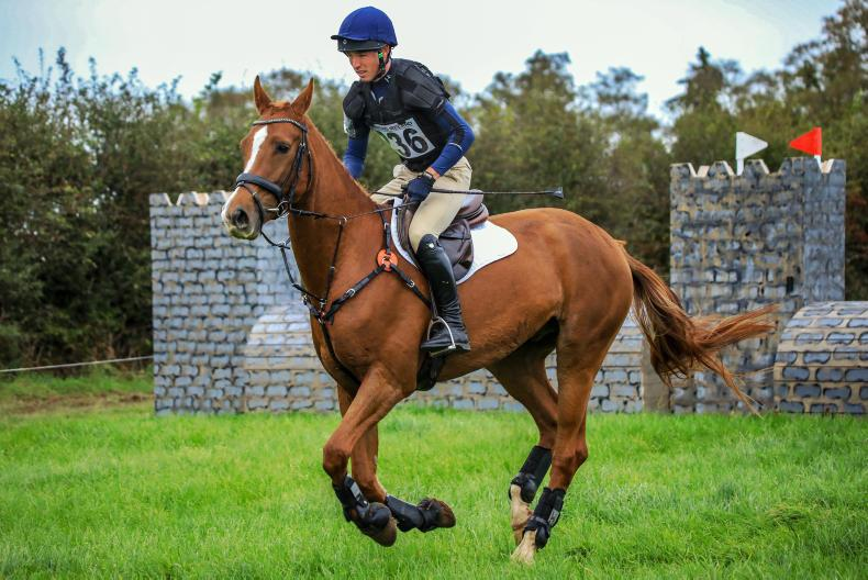 <h1> Horse Eventing News from The Irish Field </h1>