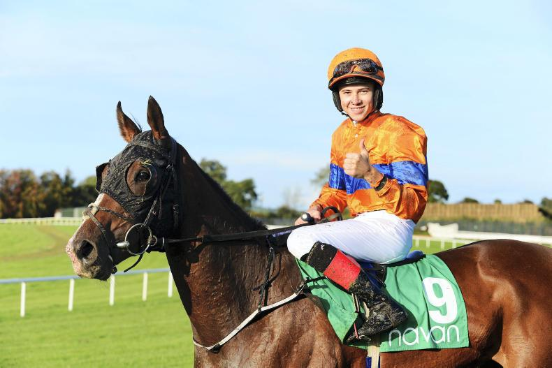 NAVAN WEDNESDAY: Day to remember for McMonagle