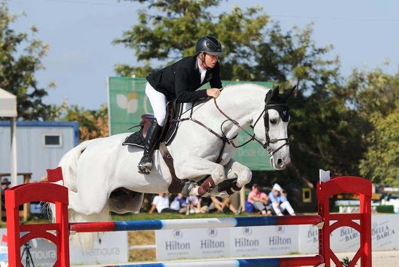 SHOW JUMPING:  Grand Prix wins for Butler and Howley