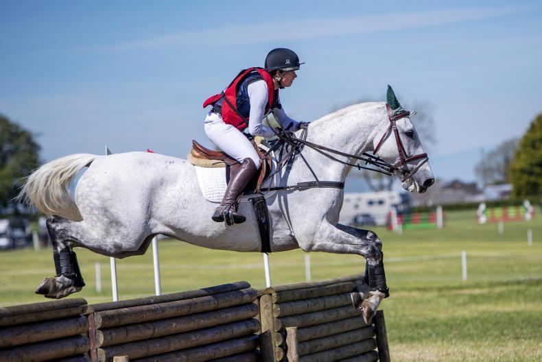 AMATEUR EVENTING: Amateurs making strides at international events