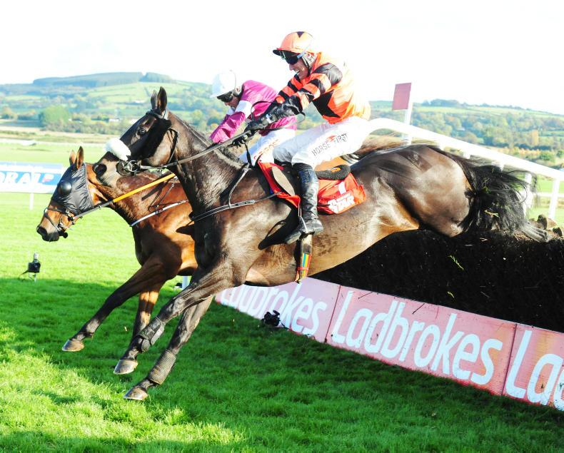 Jett-powered success for Harrington at Punchestown