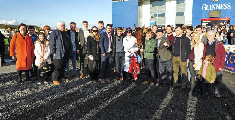 NEWS: Munster National winner draws in new owners