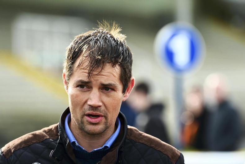 Matthew Smith hoping for Naas breakthrough win