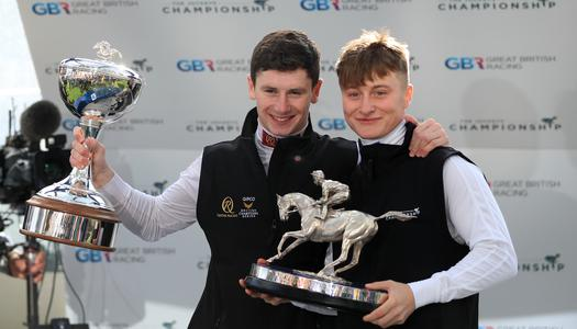 Murphy and Fallon crowned champions at Ascot