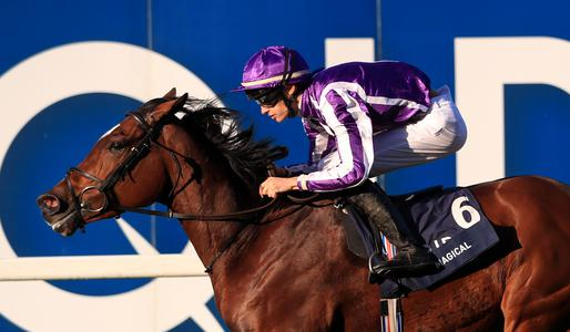 Magical performance rewarded with Champion Stakes honours