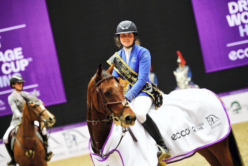 SHOW JUMPING: Alex Finney scores FEI pony win in Denmark