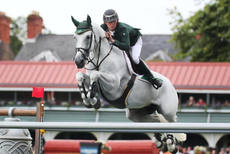 Bertram Allen's Molly Malone retired from show jumping