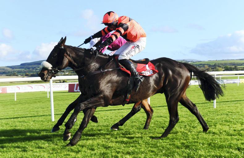 SIMON ROWLANDS: Jett a worthy winner on all figures