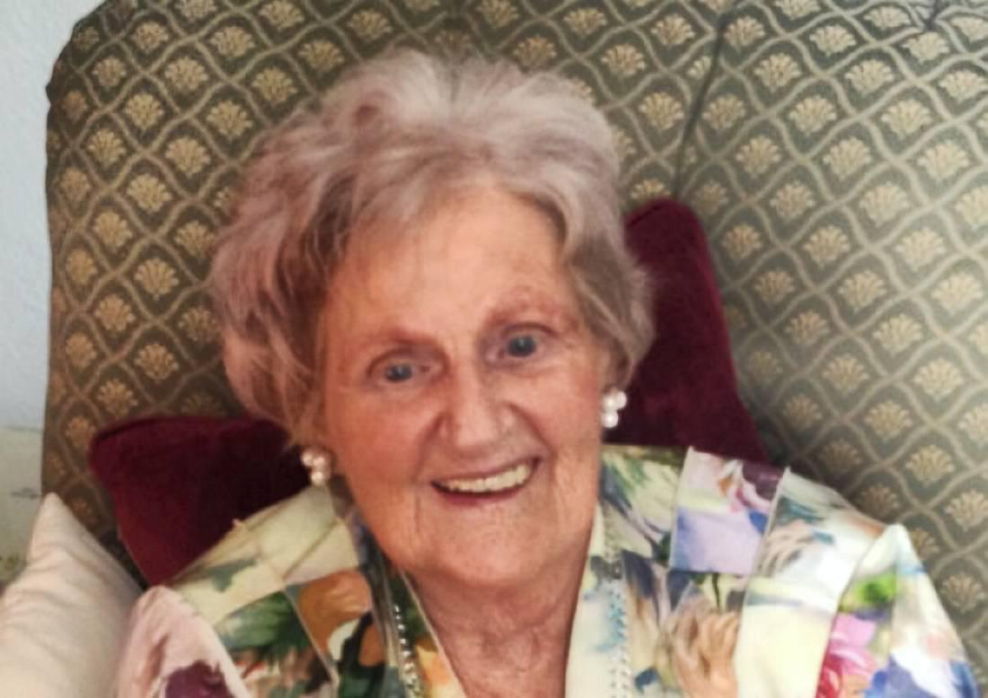 Death of Armagh native Pearl Watson