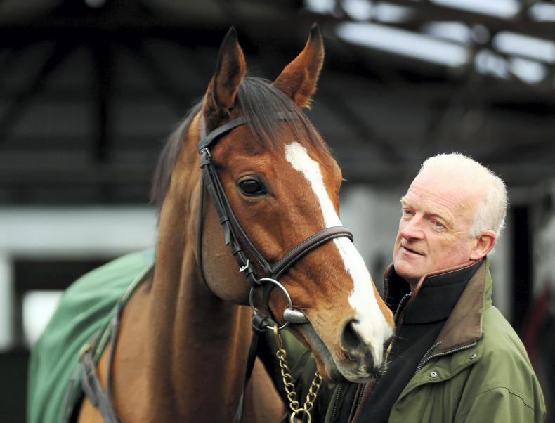 Mullins eager to take chase challenge with Faugheen