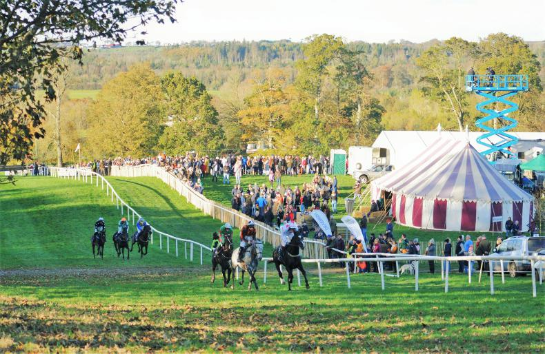PONY TALE:  Get going to Dowth Hall!