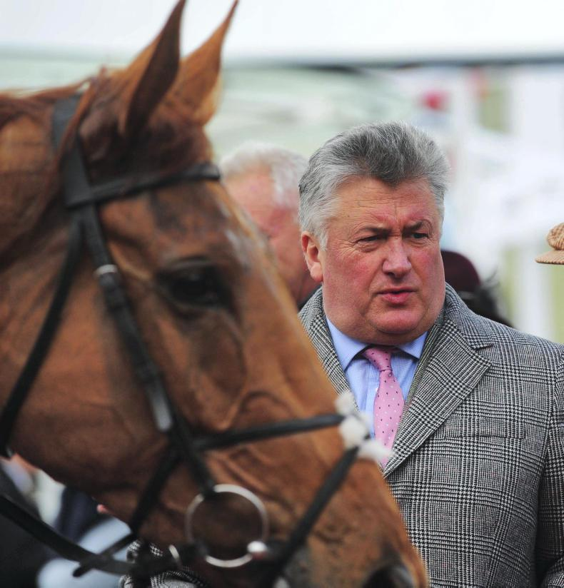 VIEW FROM ABOVE: Touch Kick lands handicap for for Nicholls