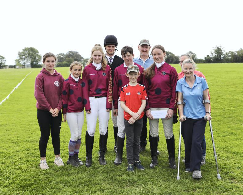 AROUND THE COUNTRY:  Geary thrilled to receive Rowan's Gift Bursary