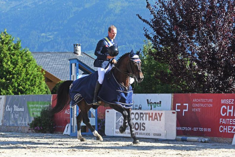 INTERNATIONAL: Double of three-star wins for Talbot