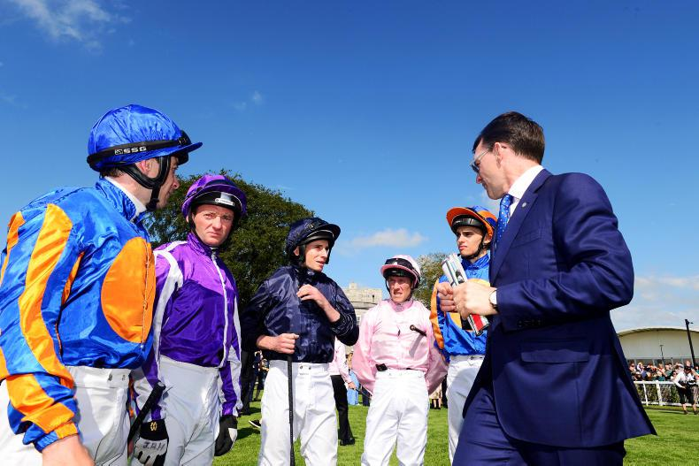 RACING CENTRAL: Ballydoyle searching for another big Guineas contender
