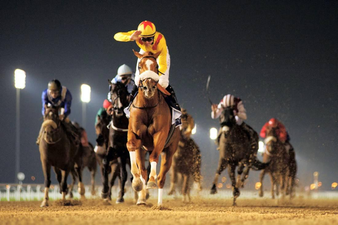 Bin Suroor off to flying start with double