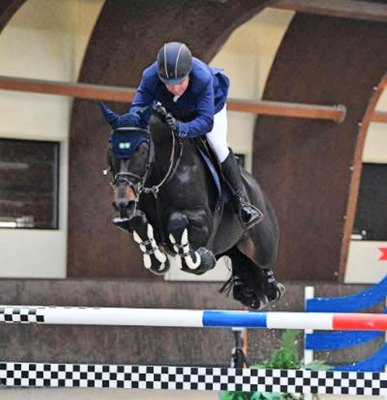 SHOW JUMPING: Cian O'Connor wins four-star Grand Prix in Slovakia