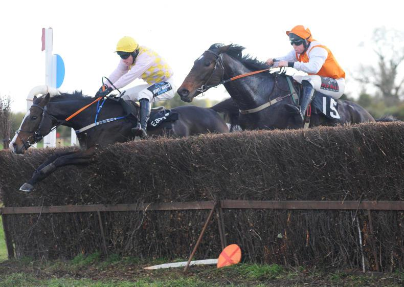 KNOCKINROE SUNDAY: Barry and Deegan share the honours