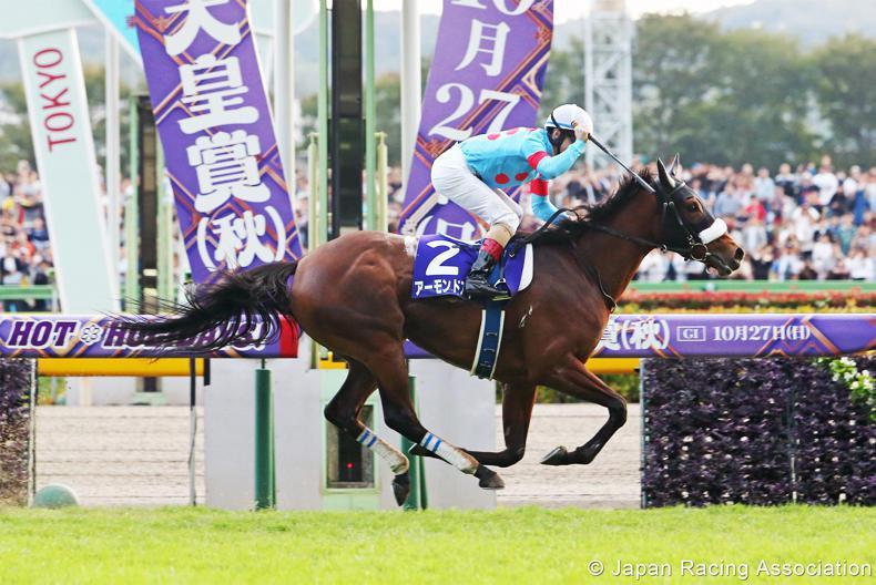 JAPAN: Almond Eye back to brilliant best