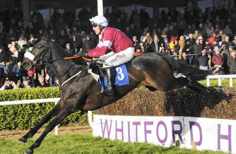 WEXFORD MONDAY: Champagne puts in Classic run