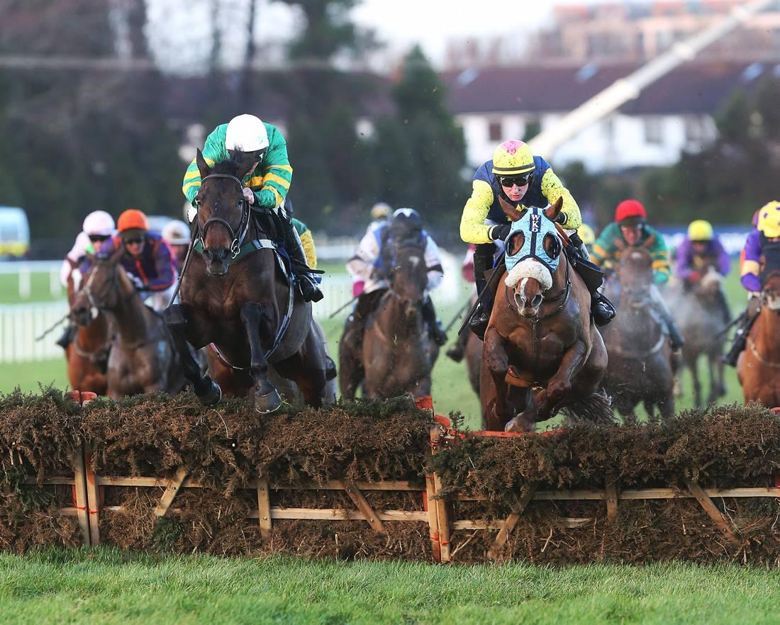 Market move for Kevin Prendergast entry in BoyleSports Hurdle