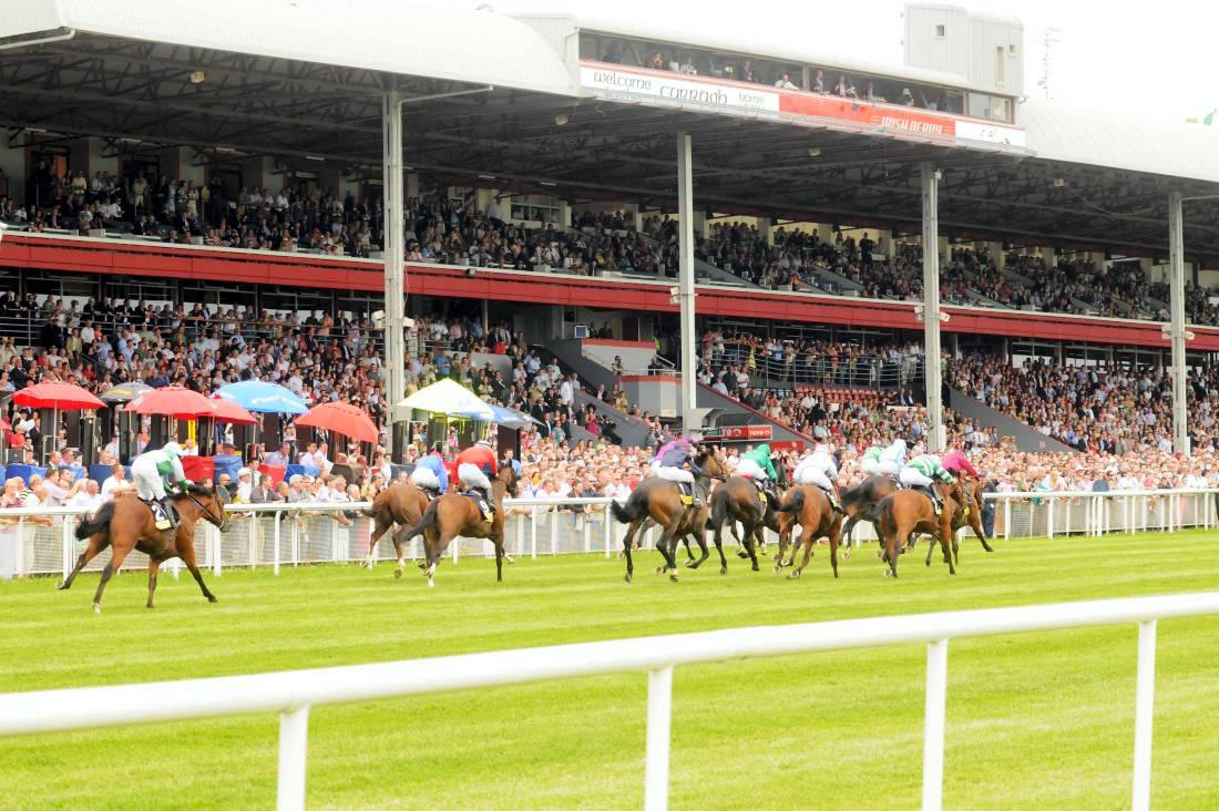 Turf Club must hand over Curragh Racecourse management