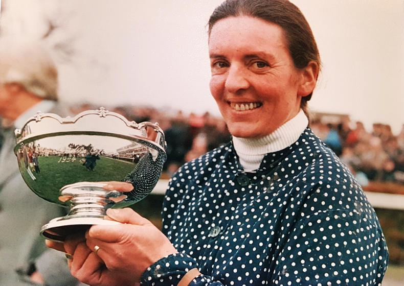 APPRECIATION: Rosemary Rooney - a pioneering figure in the saddle