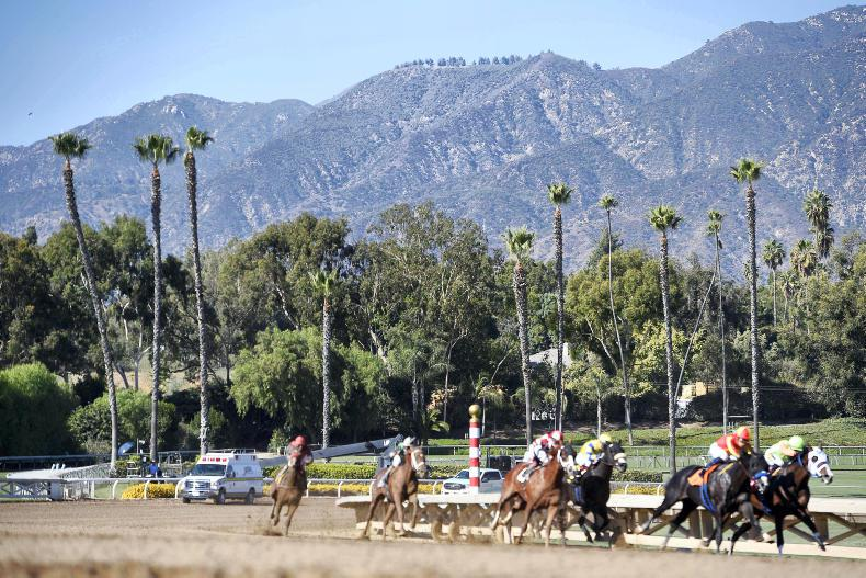 BREEDERS' CUP PREVIEW: Cast of US stars set high standard