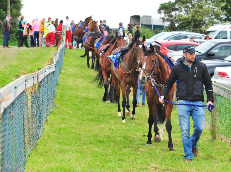 EOGHÁIN WARD: Adjacent hunts races needs attention