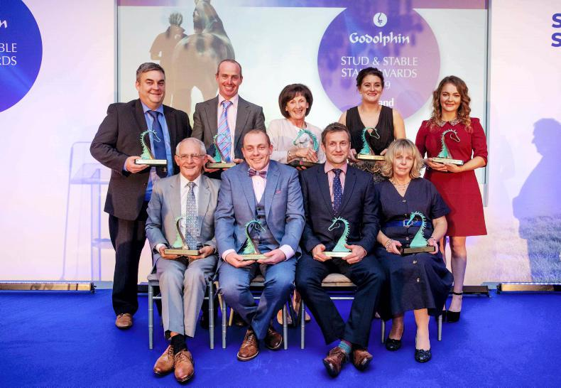 Stud and stable staff honoured at awards night