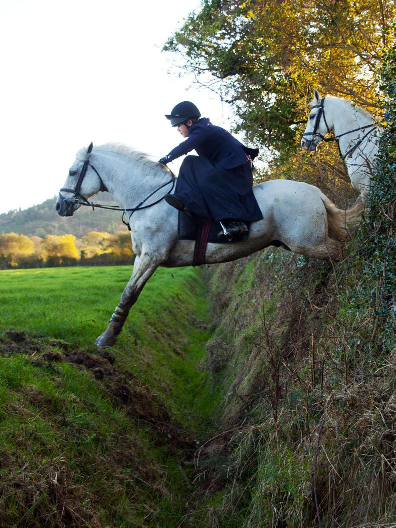 PONY TALES: Wicklow Hunt boosts charity