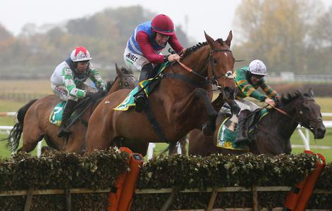 The Worlds End emerges as contender for staying hurdle honours
