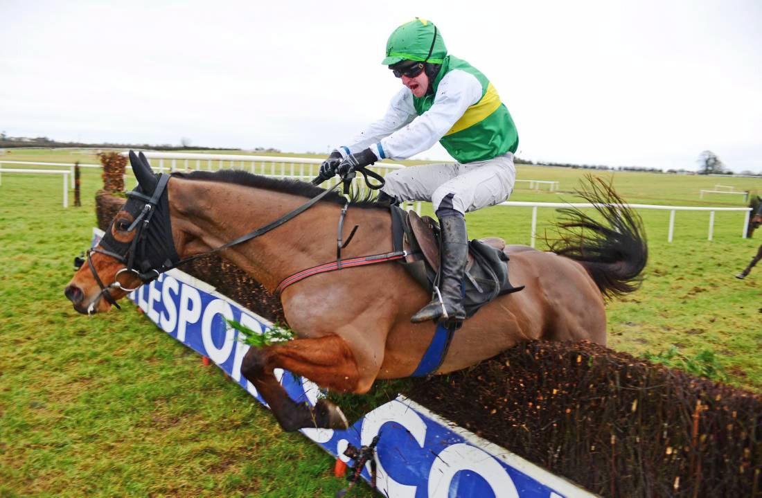 First Listed success for Cosgrave