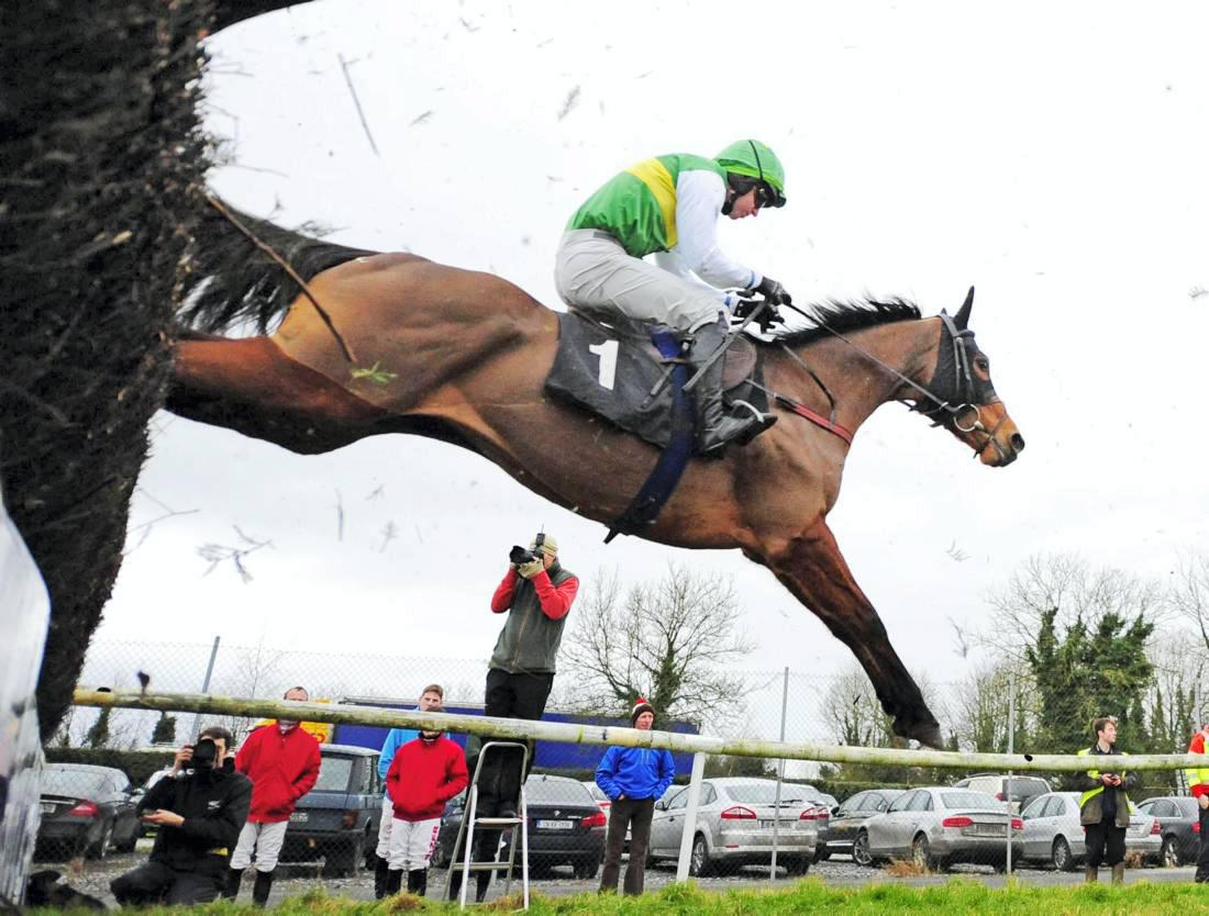 THURLES MONDAY: First Listed success for Mount Colah