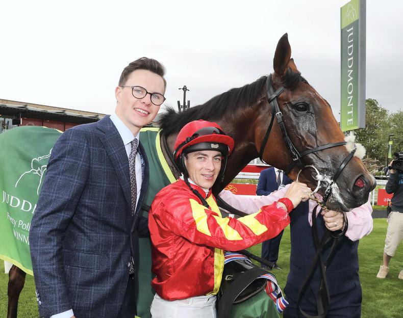Iridessa claims famous triumph for Joseph O'Brien